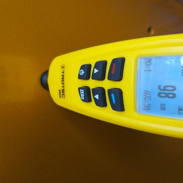 mjerenje debljine boje
